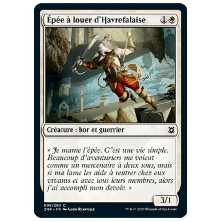 image ZNR_008/280 Épée à louer d'Havrefalaise