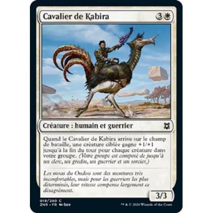 image ZNR_018/280 Cavalier de Kabira