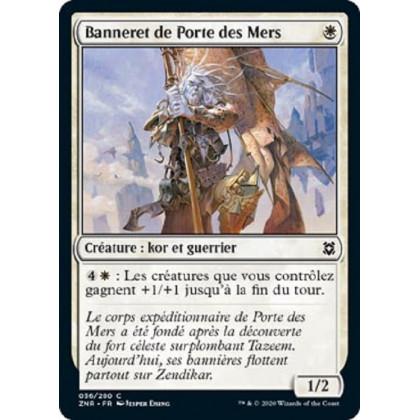 image ZNR_036/280 Banneret de Porte des Mers