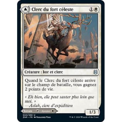 image ZNR_040/280 Clerc du fort céleste // Basilique du fort céleste