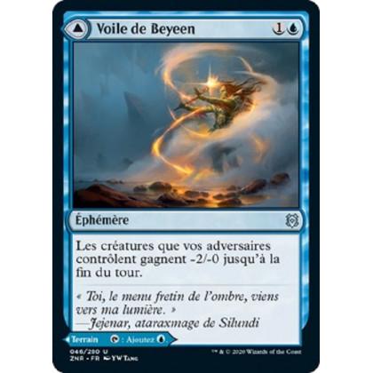image ZNR_046/280 Voile de Beyeen // Côte de Beyeen