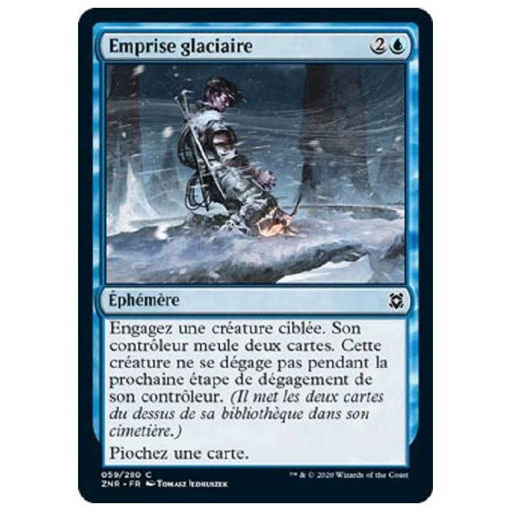 ZNR_059/280 Emprise glaciaire