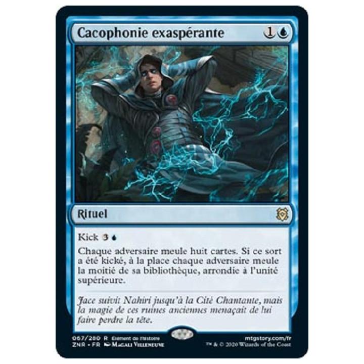 ZNR_067/280 Cacophonie exaspérante