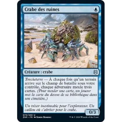 image ZNR_075/280 Crabe des ruines