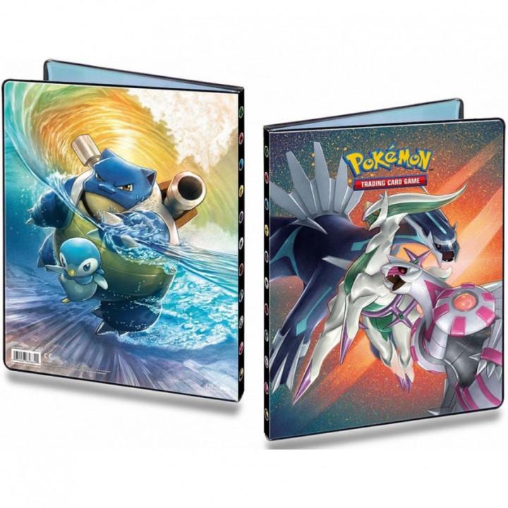 Portfolio Pokémon Eclipse Cosmique - Arceus, Dialga & Palkia/Tortank & Tiplouf