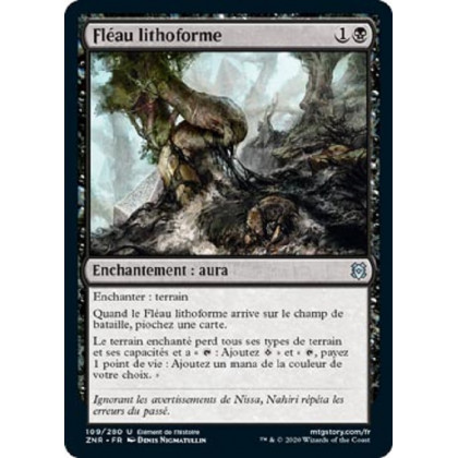 ZNR_109/280 Fléau lithoforme
