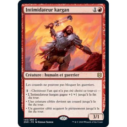 image ZNR_145/280 Intimidateur kargan
