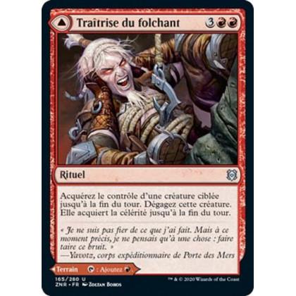image ZNR_165/280 Traîtrise du folchant // Ruines du folchant