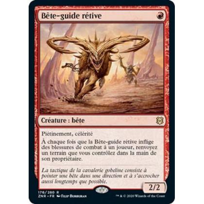 image ZNR_176/280 Bête-guide rétive
