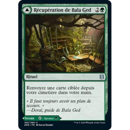 image ZNR_180/280 Récupération de Bala Ged // Sanctuaire de Bala Ged