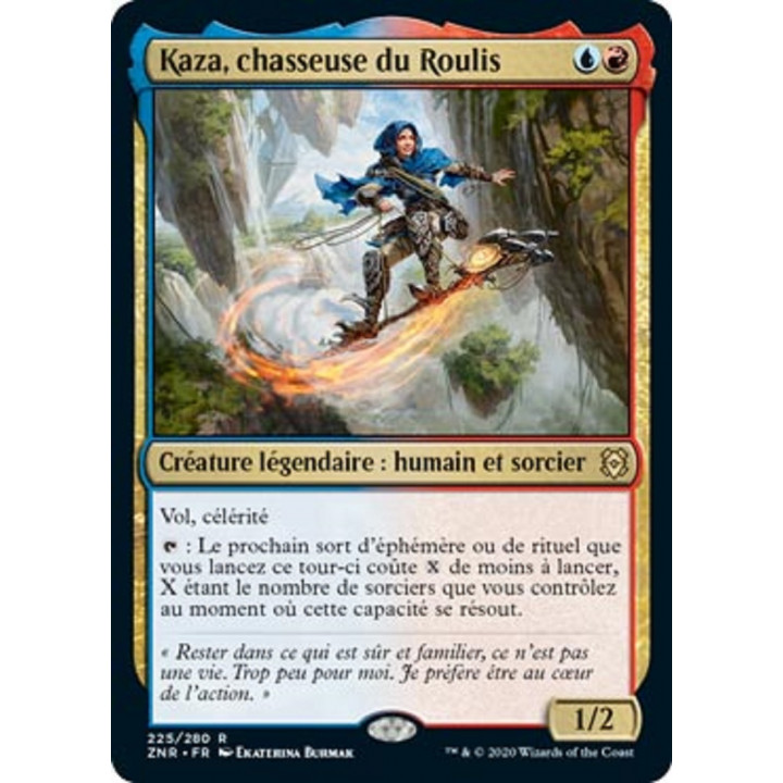 image ZNR_225/280 Kaza, chasseuse du Roulis