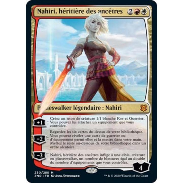 image ZNR_230/280 Nahiri, héritière des ancêtres