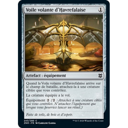 image ZNR_243/280 Voile Volante d'Havrefalaise
