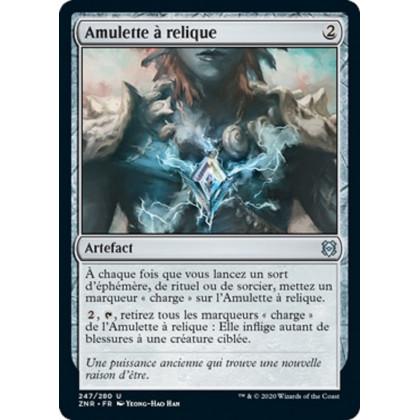 ZNR_247/280 Amulette à Relique