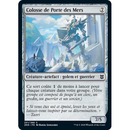 image ZNR_251/280 Colosse de Porte des Mers