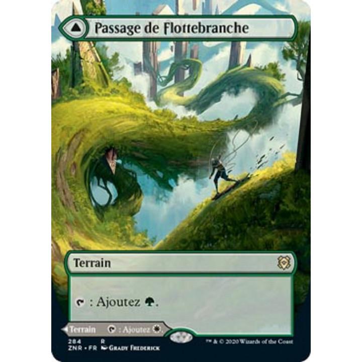 image ZNR_284/280 Passage de Flottebranche // Passage de Flotteroche (Borderless)