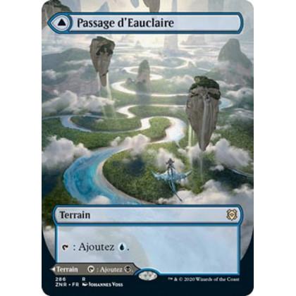 image ZNR_286/280 Passage d'Eauclaire // Passage d'Eaunoire (Borderless)