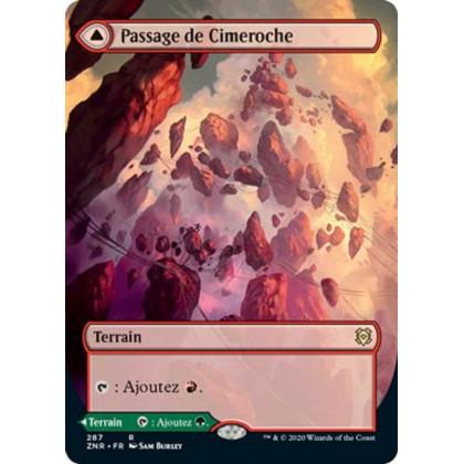 image ZNR_287/280 Passage de Cimeroche // Passage de Cimebois (Borderless)
