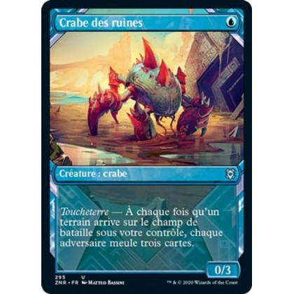 image ZNR_295/280 Crabe des ruines (Showcase)