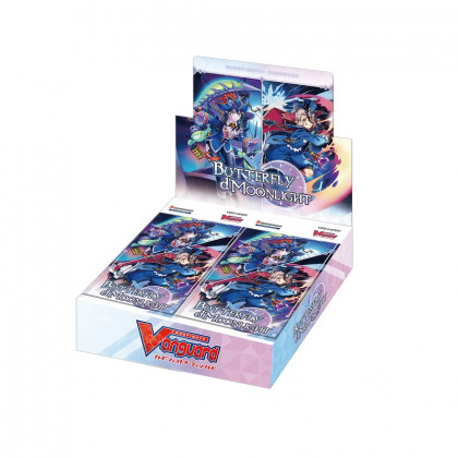 image Boite 16 Boosters V-BT09 Butterfly d'Moonlight