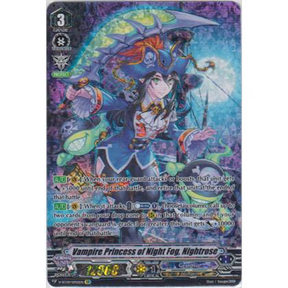 image V-BT09/002SP Vampire Princess of Night Fog, Nightrose