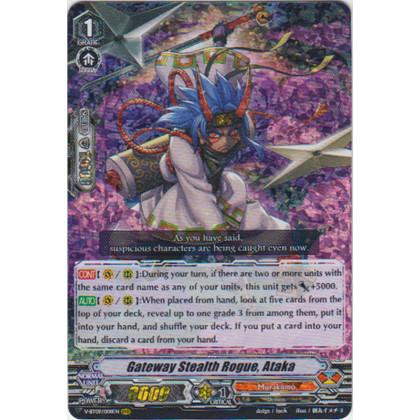 image V-BT09/008 Gateway Stealth Rogue, Ataka