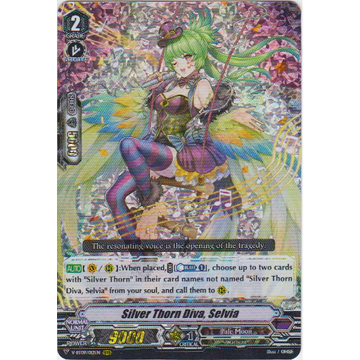 image V-BT09/012 Silver Thorn Diva, Selvia
