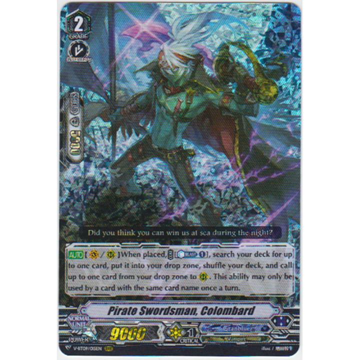 image V-BT09/015 Pirate Swordsman, Colombard
