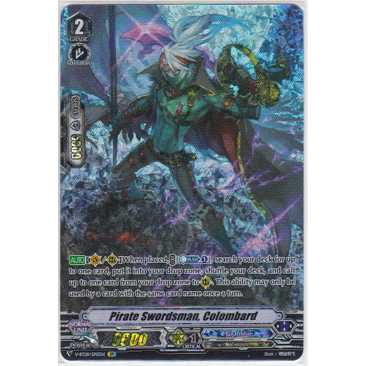 image V-BT09/015SP Pirate Swordsman, Colombard