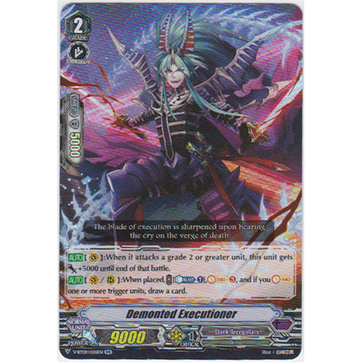 image V-BT09/020 Demonted Executioner