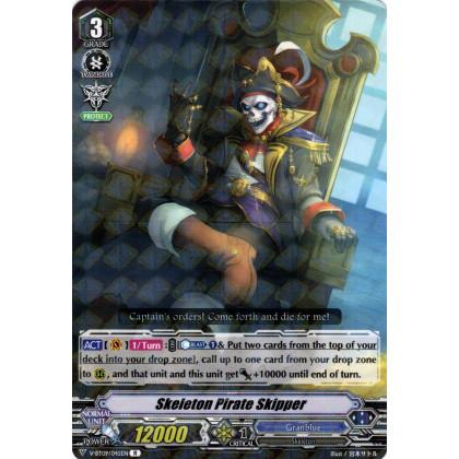 image V-BT09/045 Skeleton Pirate Skipper