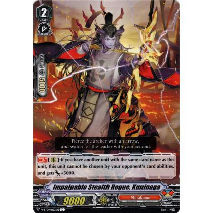 image V-BT09/053 Impalpable Stealth Rogue, Kuninaga