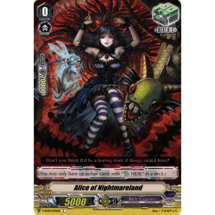 image V-BT09/070 Alice of Nightmareland