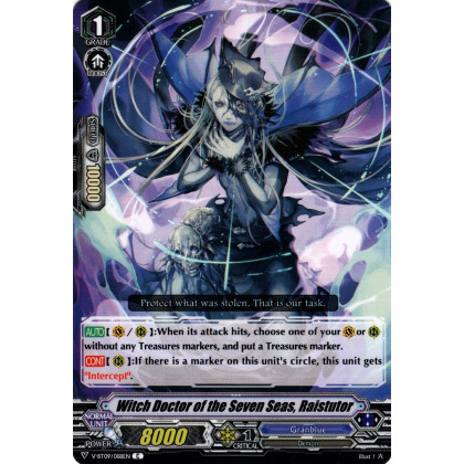 image V-BT09/088 Witch Doctor of the Seven Seas, Raistutor
