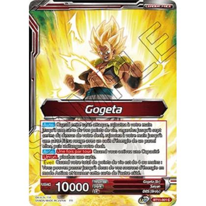 image BT11-001 Gogeta // Gogeta SSB, Prophète du Trépas