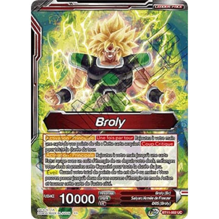 image BT11-002 Broly // Broly, le Démon éveillé