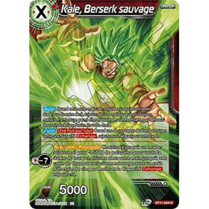 image BT11-004 Kale, Berserk sauvage