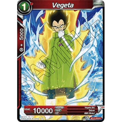 image BT11-010 Vegeta