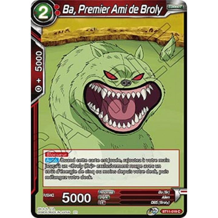 image BT11-019 Ba, Premier Ami de Broly