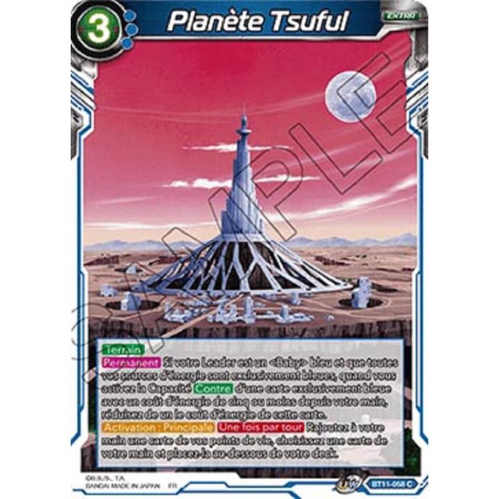 image BT11-058 Planète Tsuful