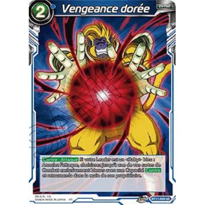 image BT11-059 Vengeance dorée