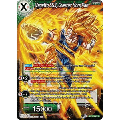 image BT11-063 Vegetto SS3, Guerrier Hors Pair