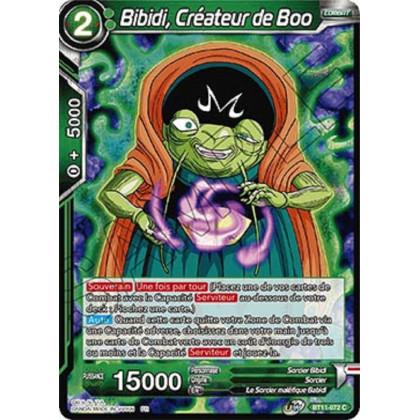 image BT11-072 Bibidi, Créateur de Boo