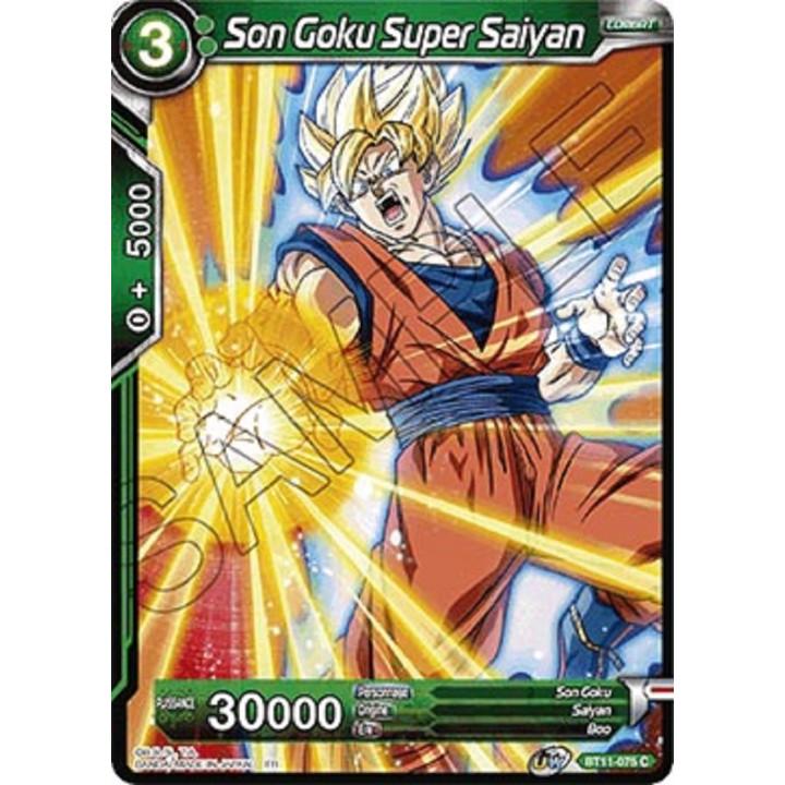 image BT11-075 Son Goku Super Saiyan