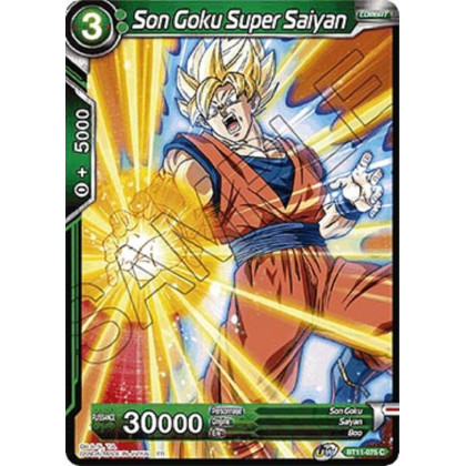 image BT11-075 Son Goku Super Saiyan