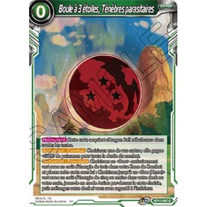 image BT11-087 Boule à 3 étoiles, Ténèbres parasitaires