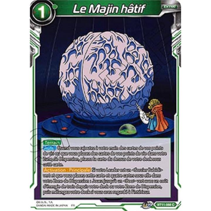 image BT11-088 Le Majin hâtif