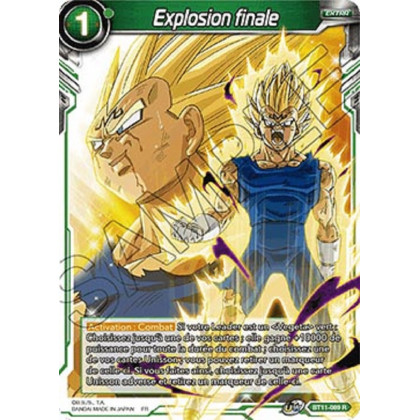 image BT11-089 Explosion finale