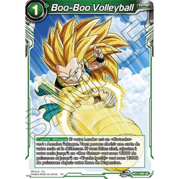 image BT11-090 Boo-Boo Volleyball