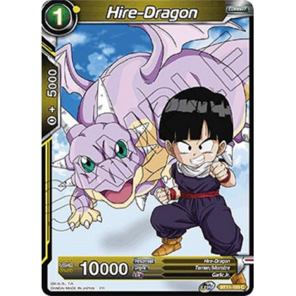 image BT11-103 Hire-Dragon